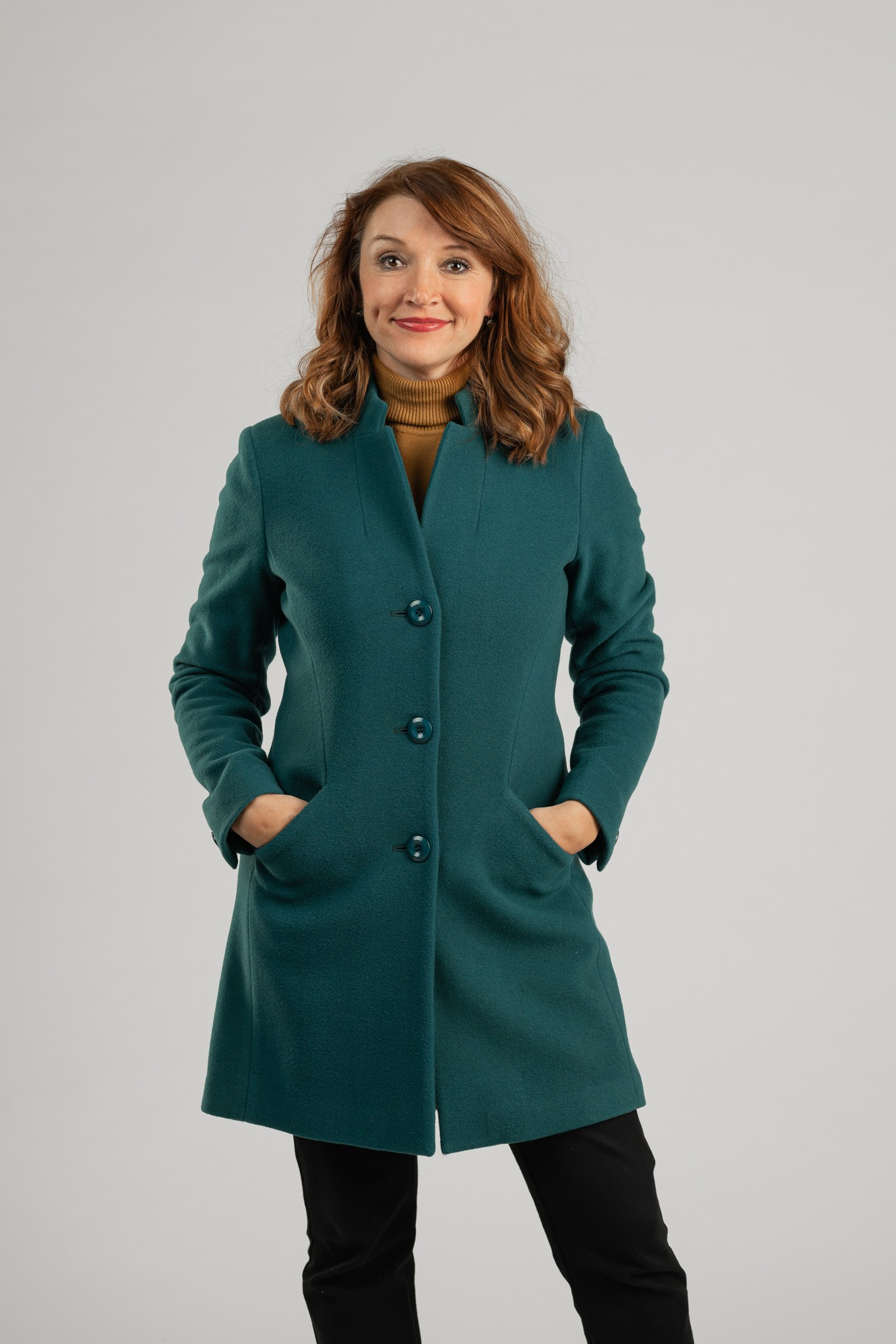 Dámský kabát CASHET II