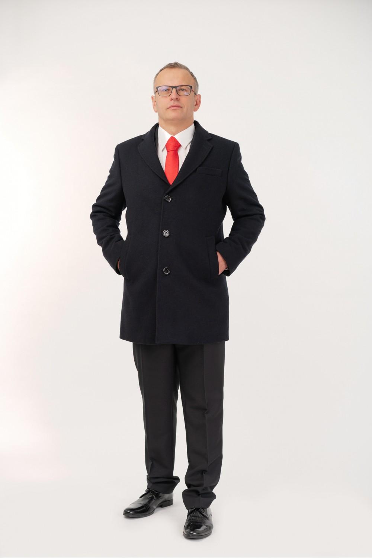 Pánský kabát LUKE