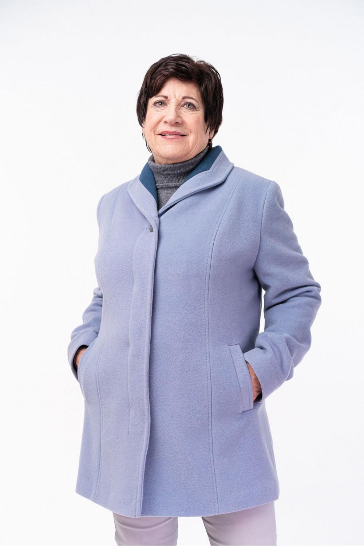 Dámský  kabát ELA