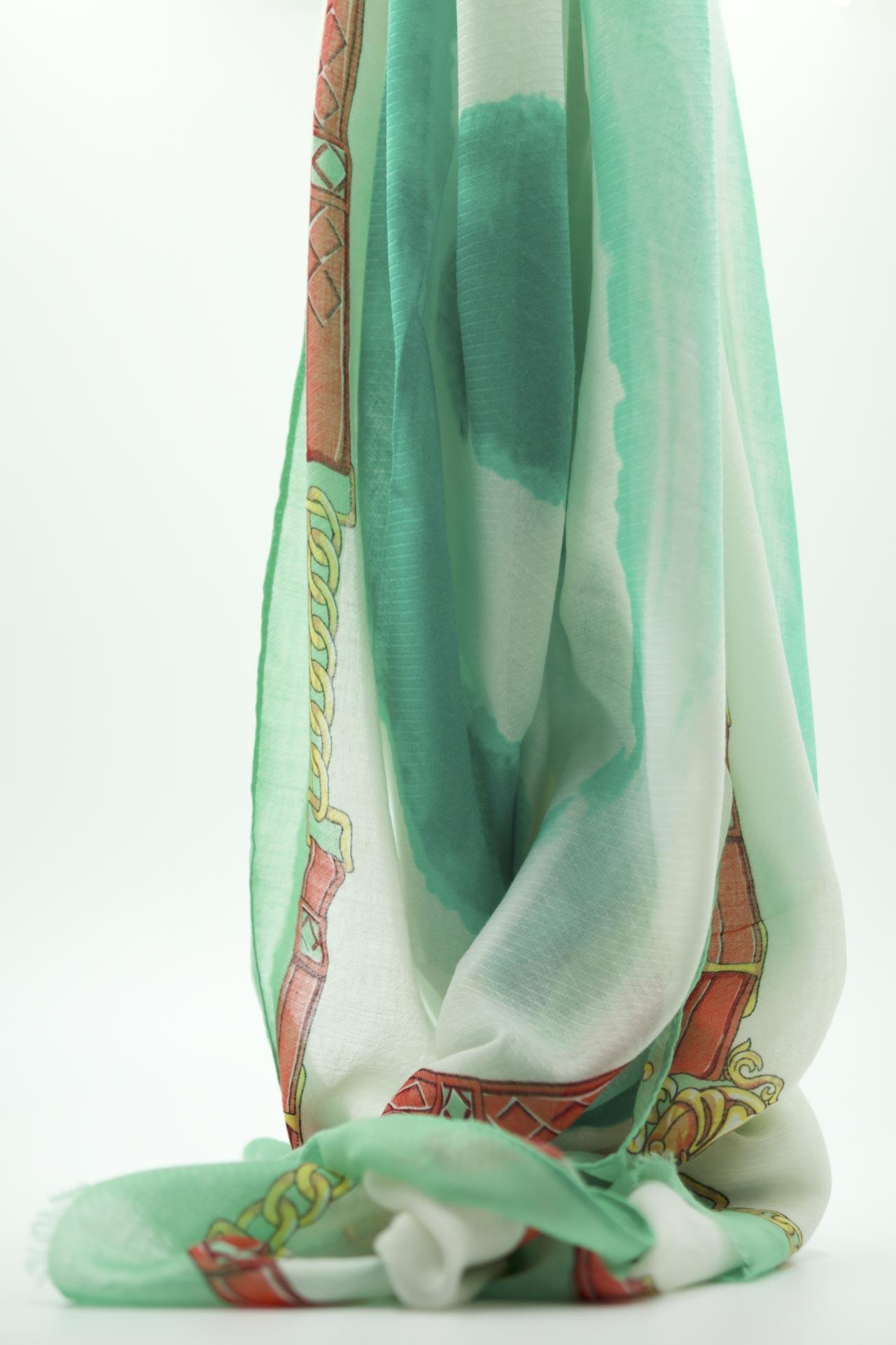 Dámský šátek CHAIN