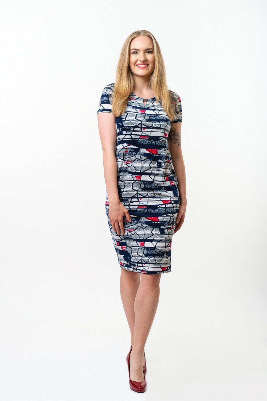 Dámské šaty FISSU