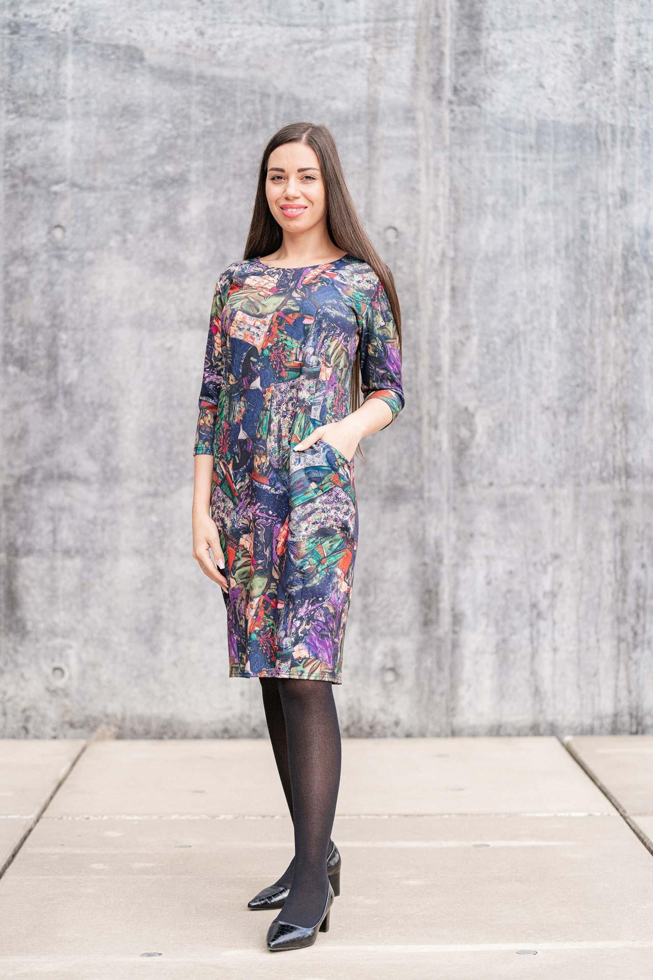 Dámské šaty EXTE
