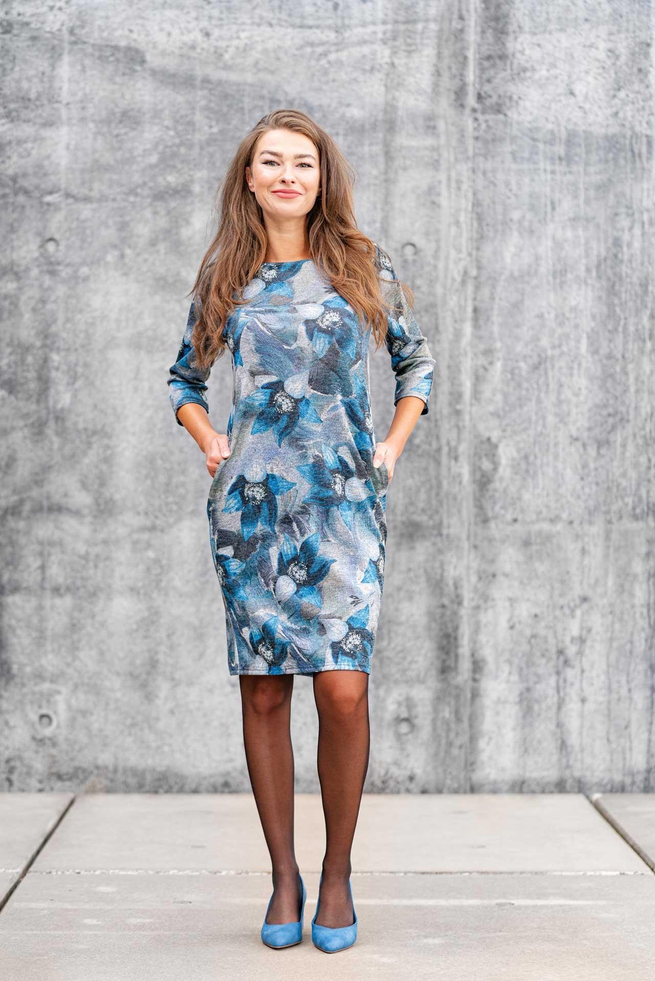 Dámské šaty ERTA