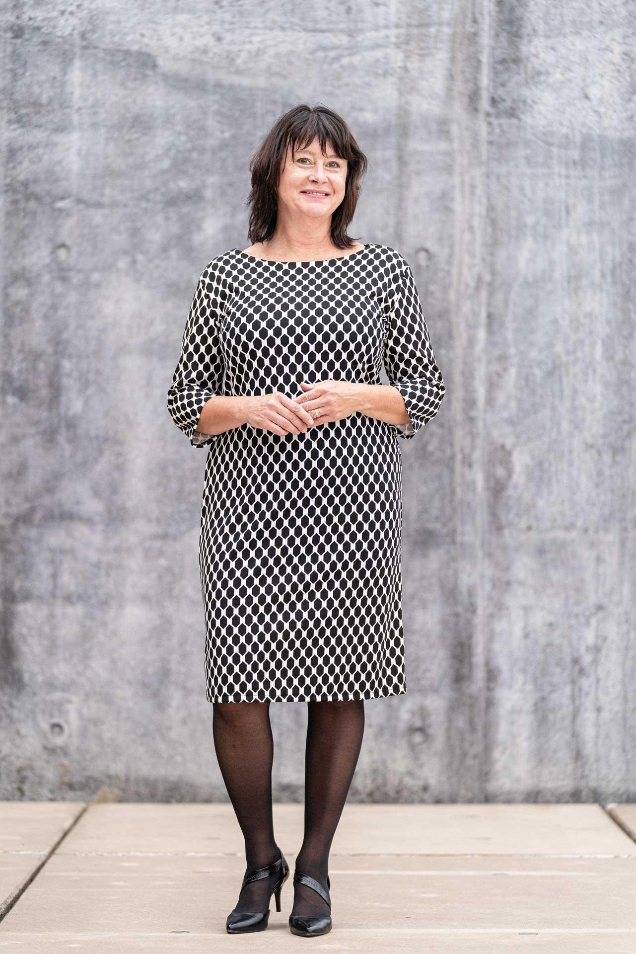 Dámské šaty ROMBO