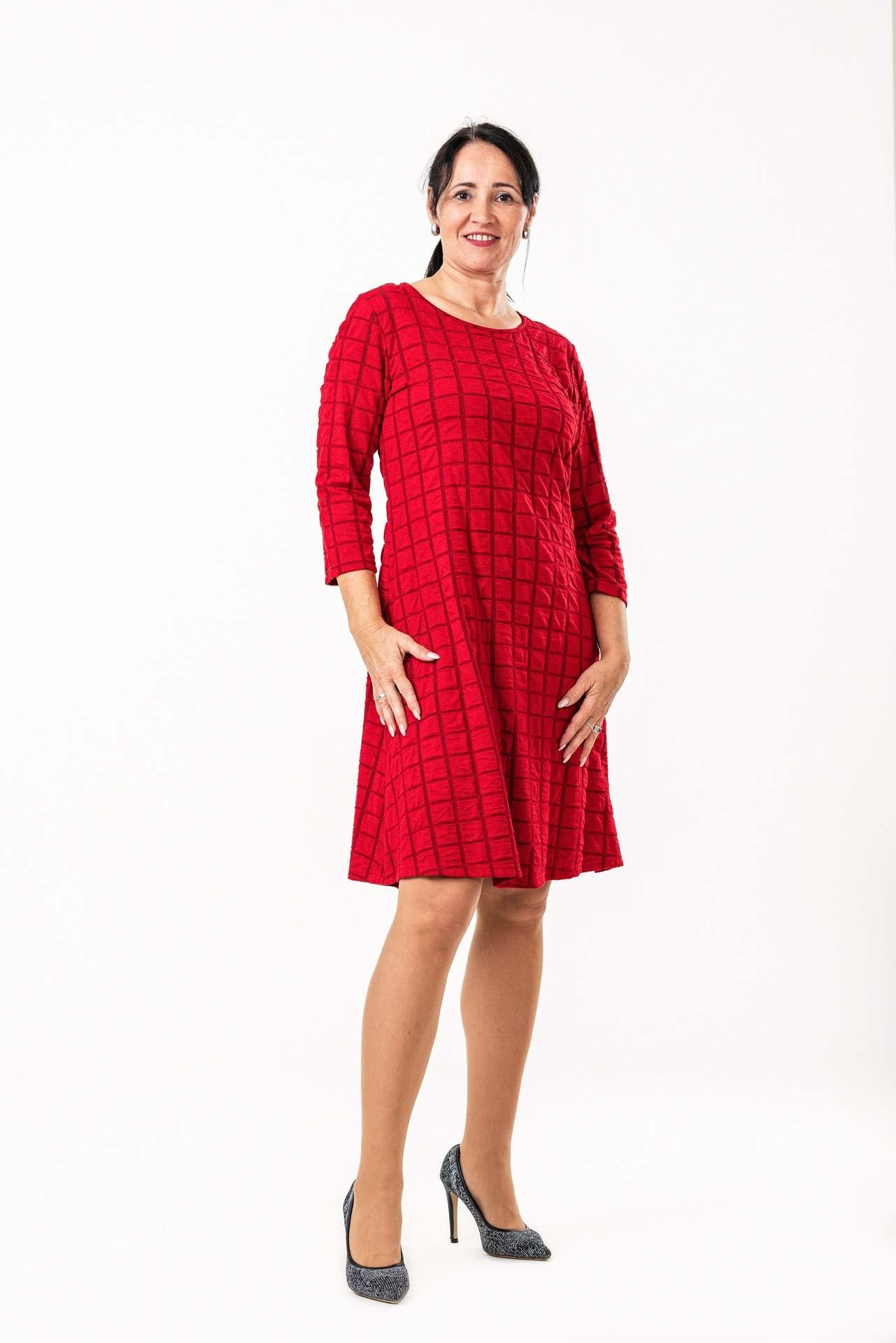 Dámské šaty ELGETA