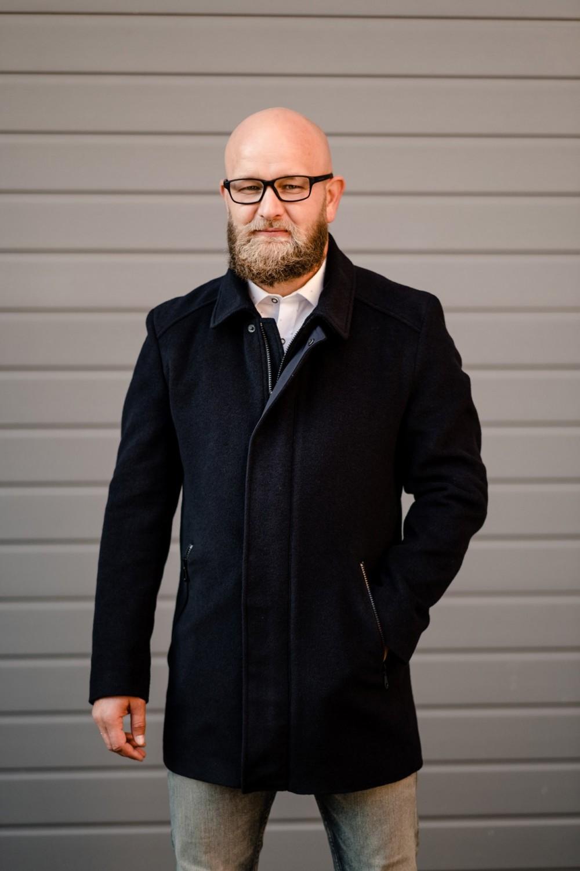 Pánský kabát HUGO
