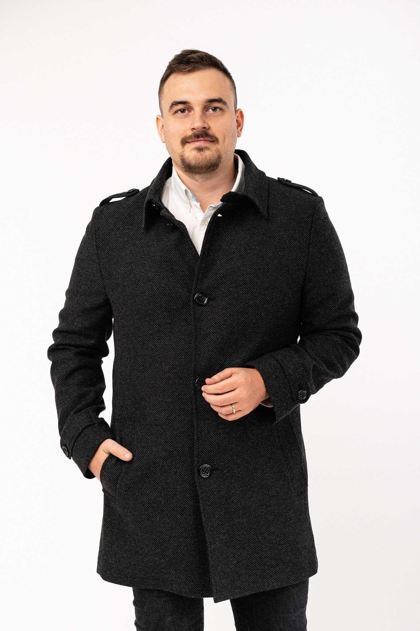 Pánský kabát OXFORD