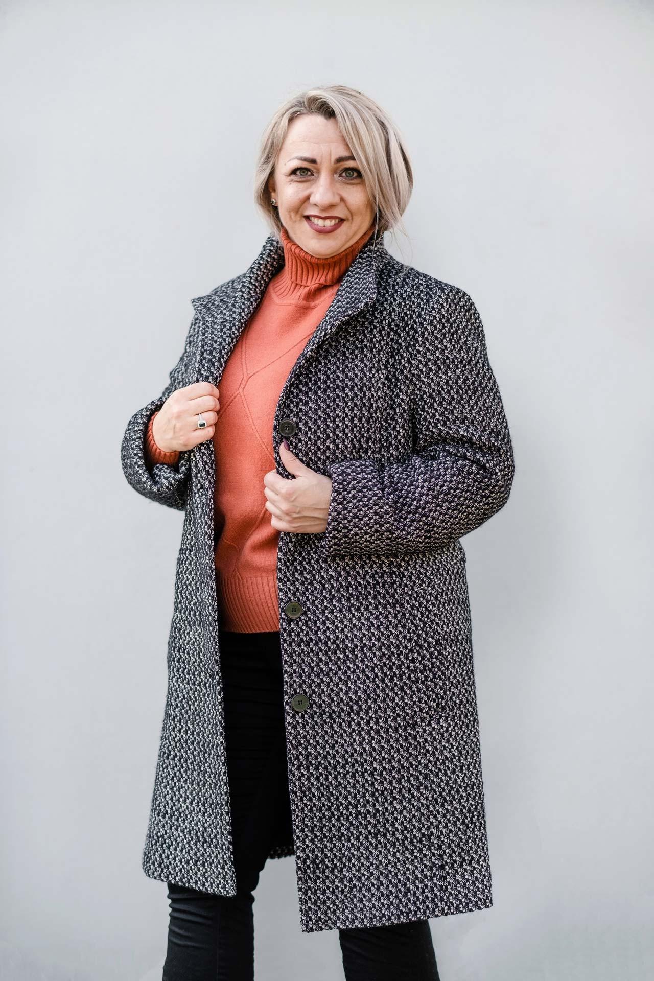 Dámský kabát VANESA
