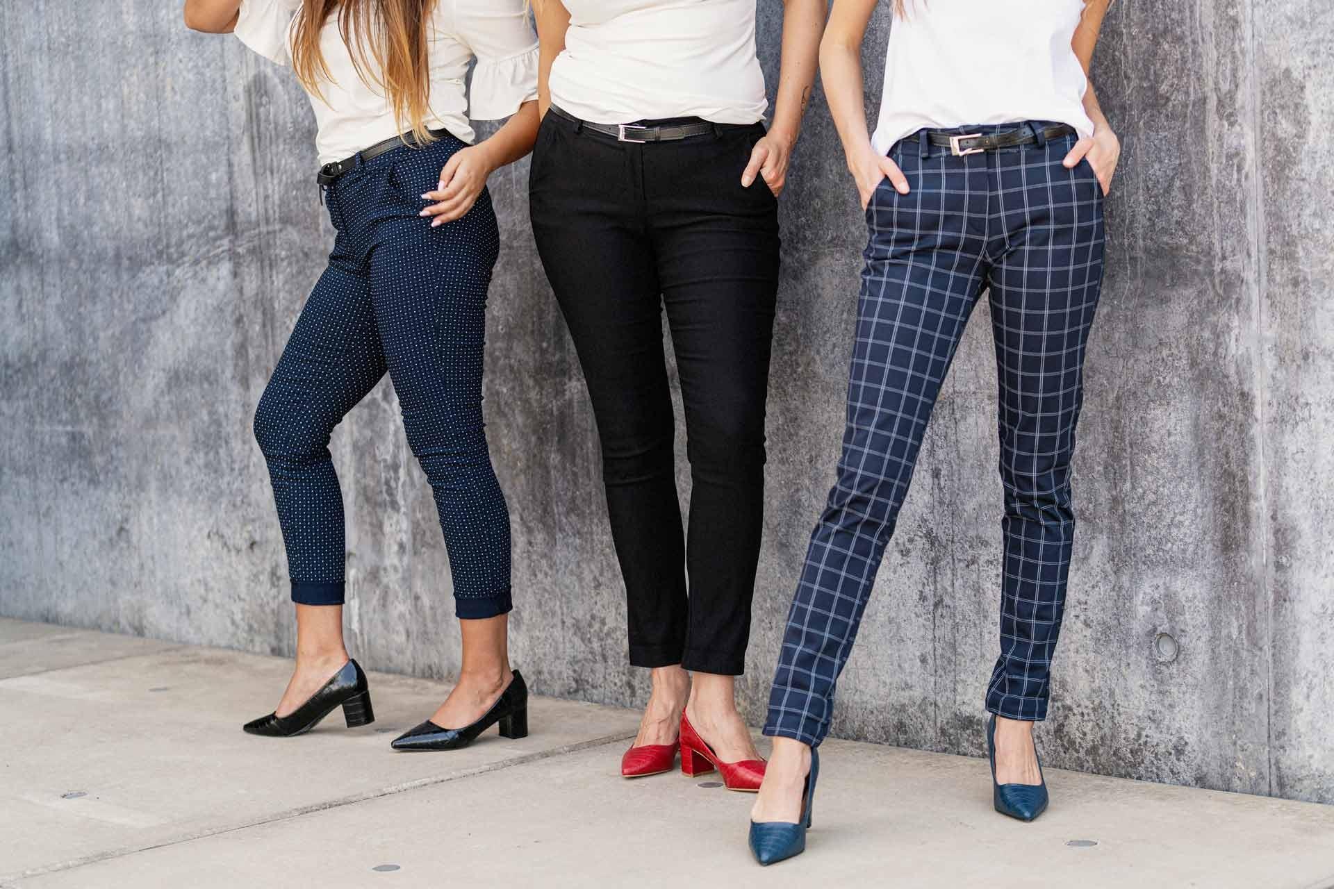 Kalhoty, sukně